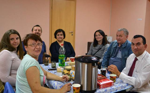 В Благотворительном фонде «Эра добра» прошла встреча клуба приемных семей