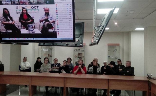Онлайн-встреча с писателем, руководителем программы «Просвещение» фонда «Арифметика добра» Дианой Машковой