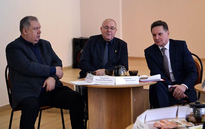 Президент Благотворительного фонда «Эра добра» Сергей Киреев принял участие в заседании Совета по делам инвалидов при главе администрации города Пензы
