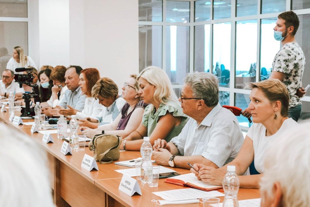 Елена Киреева - Совет по развитию гражданского общества