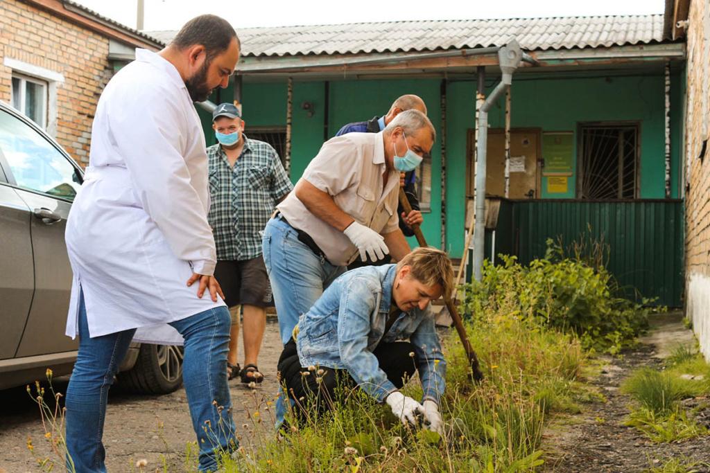 Пензенский дом ночного пребывания и Благотворительный фонд «Эра добра» провели благотворительную акцию