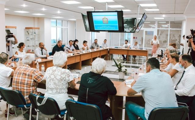 Совет по развитию гражданского общества при губернаторе Пензенской области